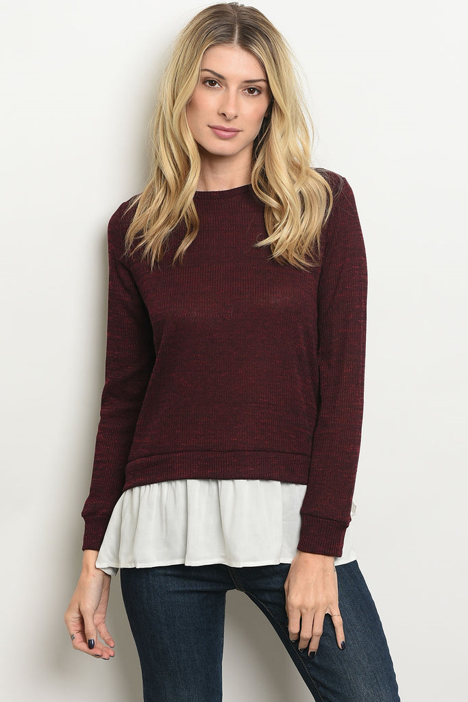 Luscious Layered Top