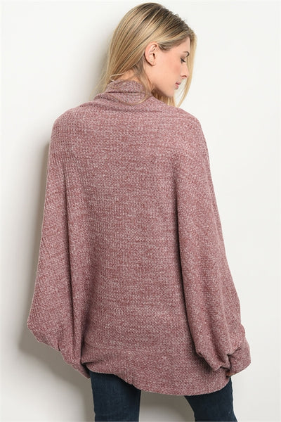 Donning the Dolman Sweater
