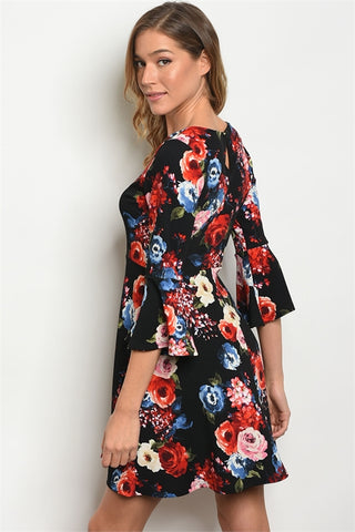 Fantastic Floral Dress