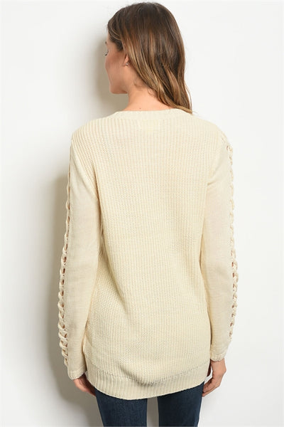 Ah! An Oatmeal Sweater