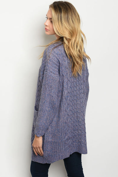 Lovely Lavender Cardigan