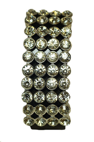 Beautiful  Rhinestone FitFashions Bracelet