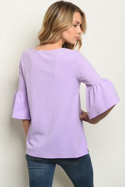 Lovely Lavender Top