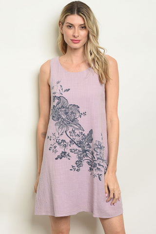 Love Me In Lilac Dress