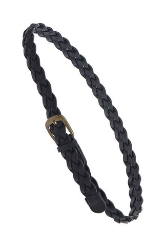 Classic Braided Belt