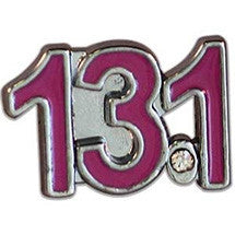 Hot Pink 13.1 Sneaker Charm