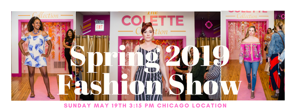 Spring 2019 Fashion Show - Chicago