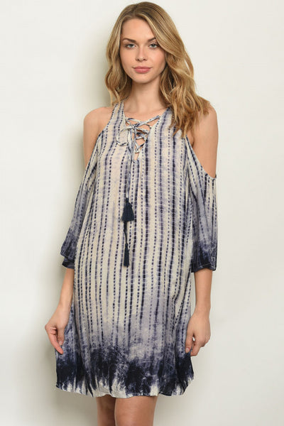 Totally Tie Dye Dress