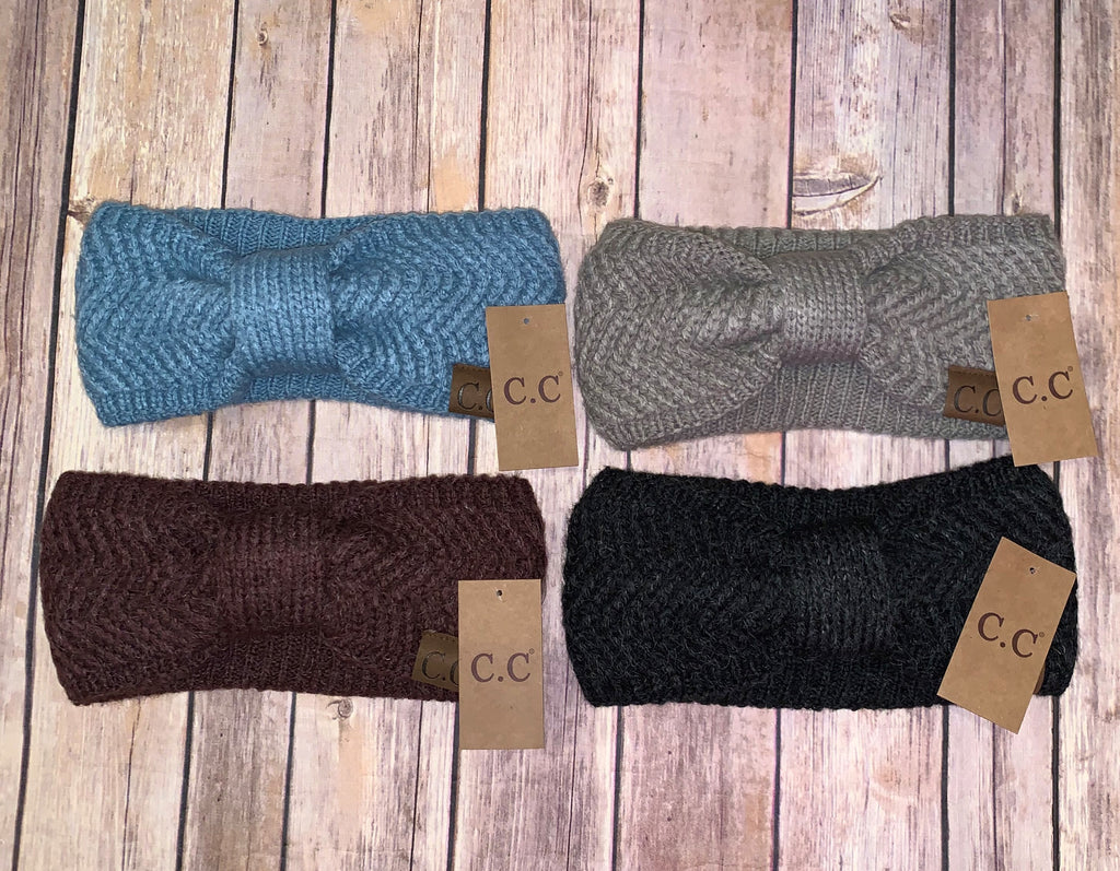 Bow C.C Head Bands
