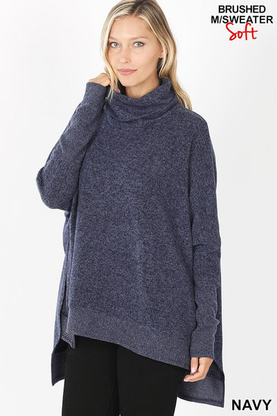 Comfy in Cowl Sweater