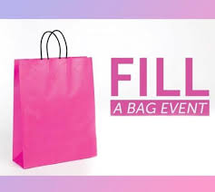 Fill a Bag Event!