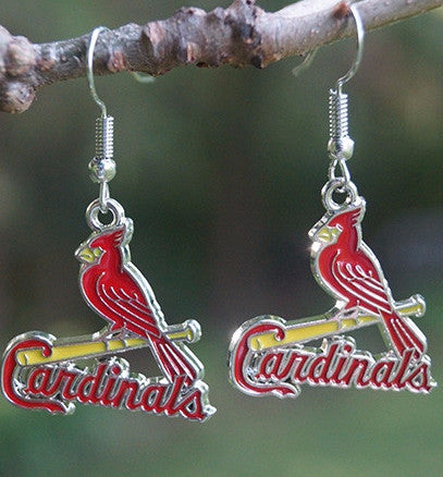 St. Louis Cardinals Earrings