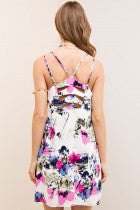 Perfect Sunday Floral Sundress