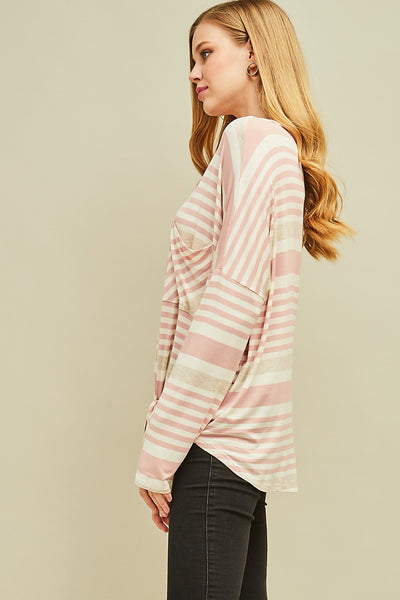Blushing Beauty Top