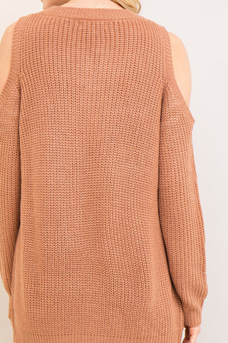 Digging This Desert Sand Sweater