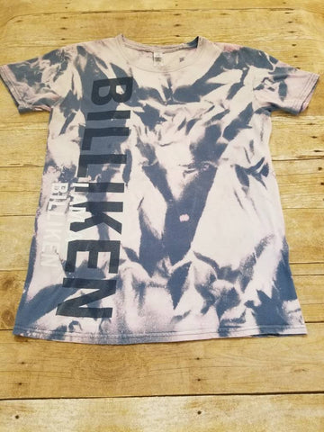 Saint Louis Billikens Vintage Womens Tie Dye Tee
