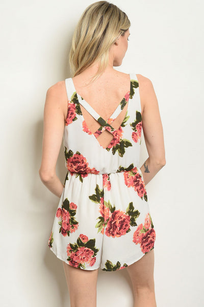 Awesome Ivory Romper