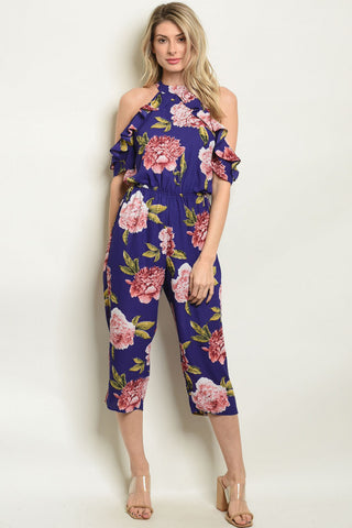 May Flowers Jumpsuit
