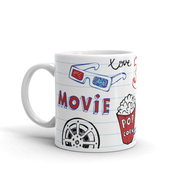 Film Lovers Mug™ - Movie Watcher