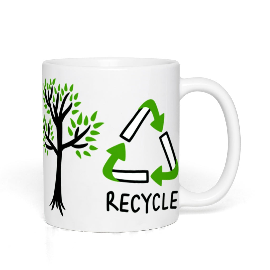 The ECOSYSTEM Mug™ - Recycle