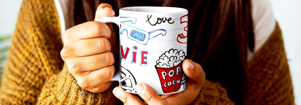 Film Lovers Mug™ - Watch Movies