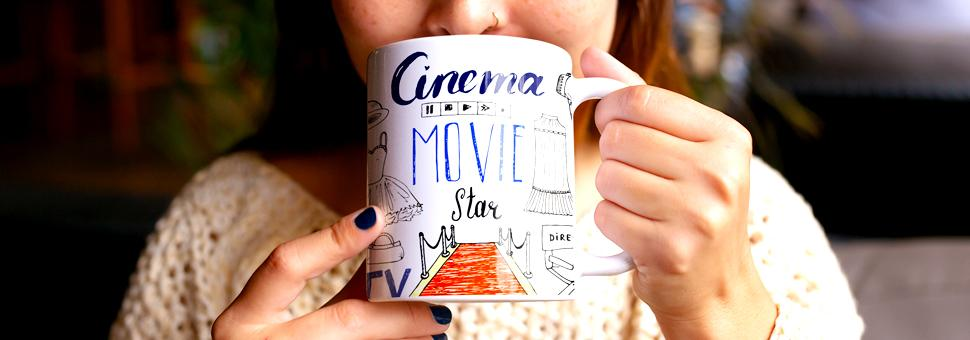 Film Lovers Mug™ - Red Carpet