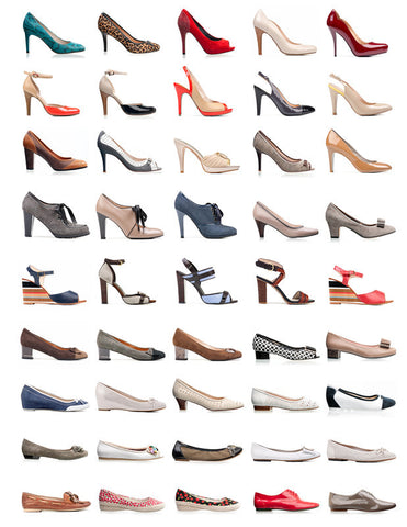 Heelho Types of Heels