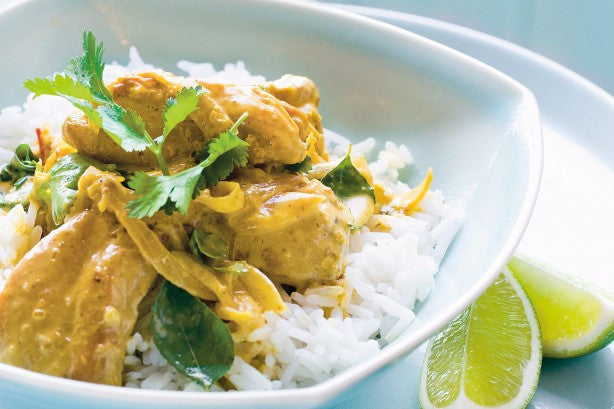 Fulfillity Recipe - Coconut Curry Chicken