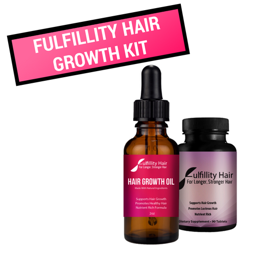 Fulfillity Hair Growth Kit
