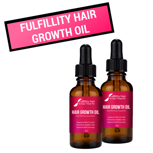 Fulfillity Hair Growth Oil