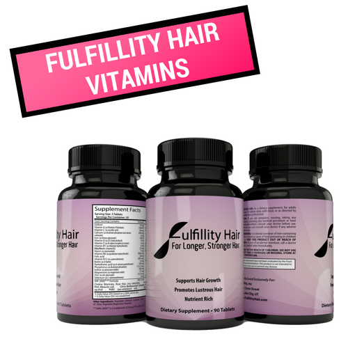 Fulfillity Hair Vitamins