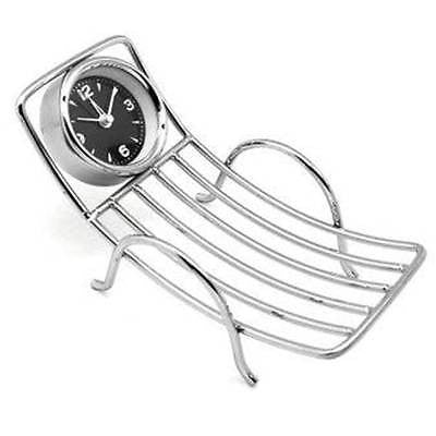 Desk Clock - Deck Chair