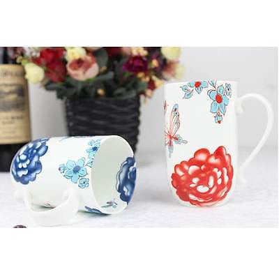 Bone China Mug - Butterfly Print