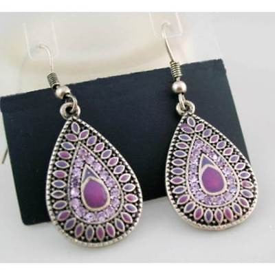 Boho Drop Earrings - 3 Different Colours