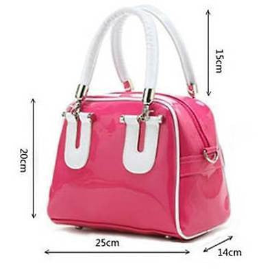 Candy Coloured Tote