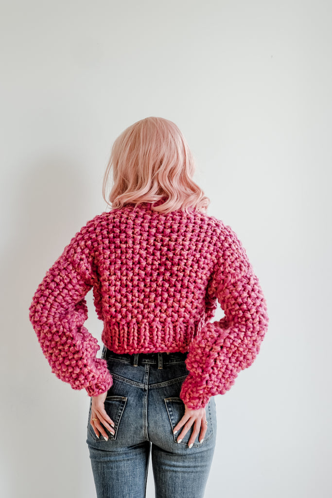 Strawberry Crop Sweater - Lex & Lynne