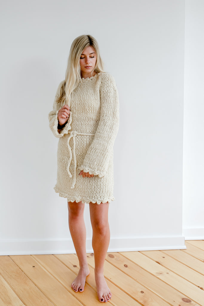 Sustainable Wool Jumper