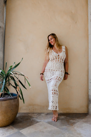 Knit Maxi Dress - Lex & Lynne