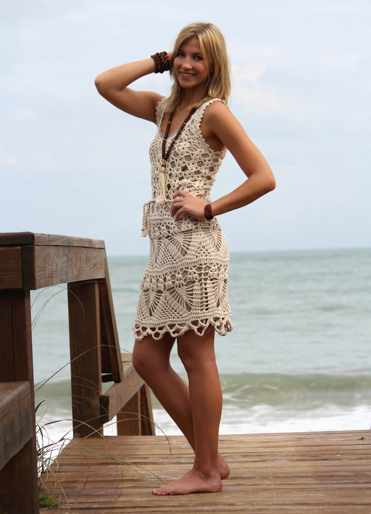 LEX & LYNNE Knitted Mini Dress