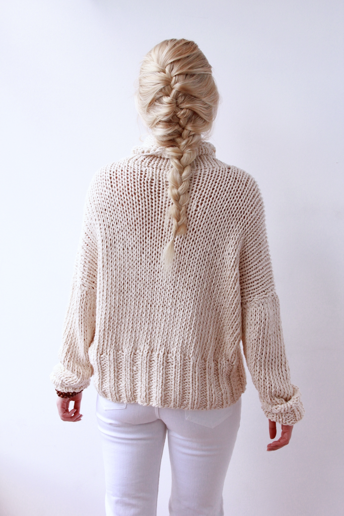 Relaxed Knit