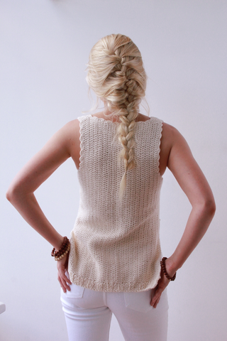 Knit Tank Top - Lex & Lynne
