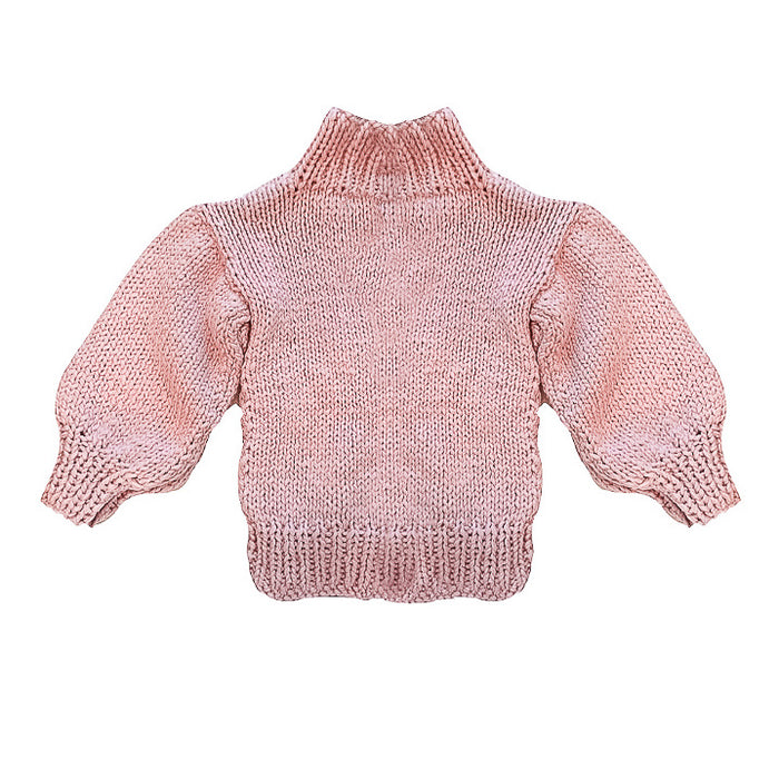 Blush Wool Sweater