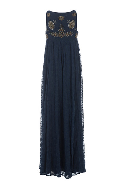 Catalin Embellished Maxi Dress - Lex & Lynne