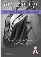 DON'T COME UNDONE APPAREL TAPE - Lex & Lynne