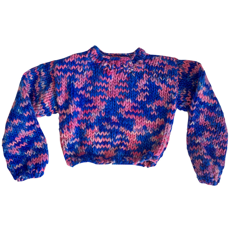 Space-Dye Sustainable Sweater - Lex & Lynne