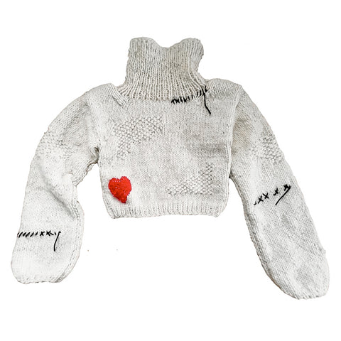 From the Heart Sustainable Sweater