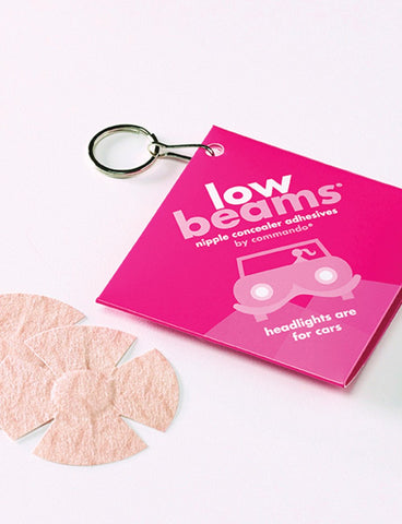 'Low Beams' Nipple Concealer Adhesives - Lex & Lynne