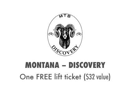 One FREE Day at Discovery Bike Park!