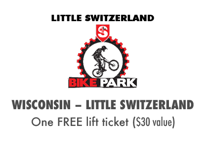 2017 MTBparks Pass members receive one free Little Switzerland lift ticket!