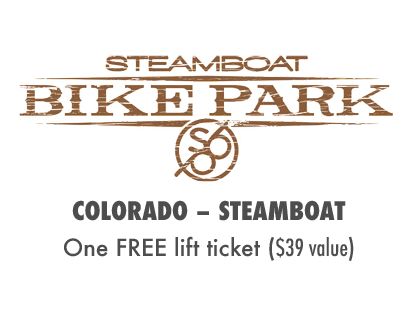 One FREE Day at Steamboat Bike Park